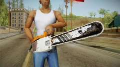 Chainsaw China Wind for GTA San Andreas