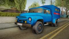 ZIL-130 Emergency service