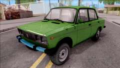 VAZ 2106 GTA Style for GTA San Andreas
