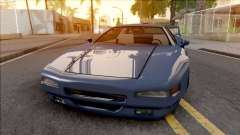 BlueRay's Infernus-C for GTA San Andreas