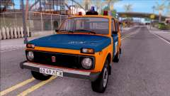 VAZ-2121 Niva Police of the USSR