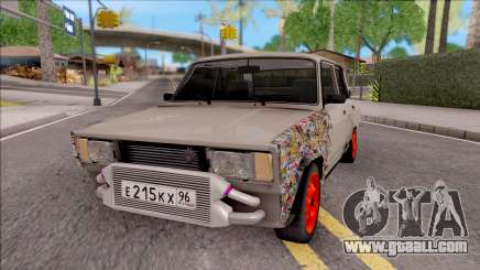 VAZ 2105 BK for GTA San Andreas