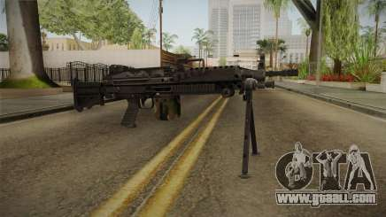 M249 Light Machine Gun for GTA San Andreas