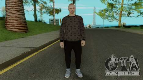 GTA V Online DLC Male 3 for GTA San Andreas