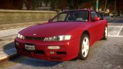 Nissan 200SX Stock Final for GTA 4