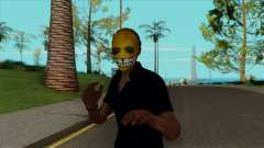 Smiley Mask for GTA San Andreas