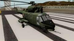 PZL W-3PL for GTA San Andreas