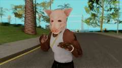 The Pig Mask for GTA San Andreas