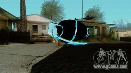 Grenades Fulmicotone for GTA San Andreas