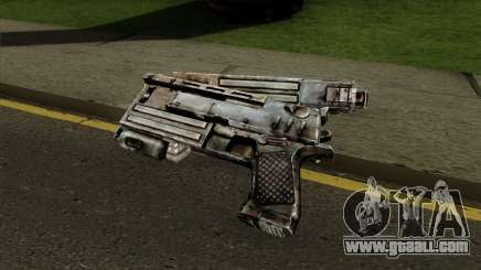 Pistol Fallout 3 for GTA San Andreas