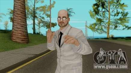 Pikmin of Manhunt 2 for GTA San Andreas