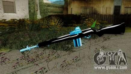 Rifle Fulmicotone for GTA San Andreas