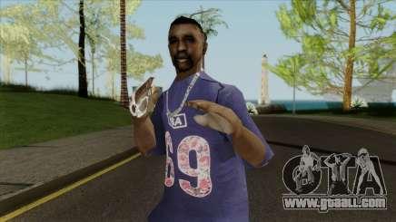 New bmycr HD for GTA San Andreas