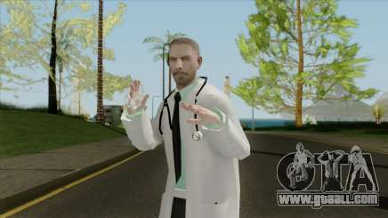 Medic v.3 for GTA San Andreas
