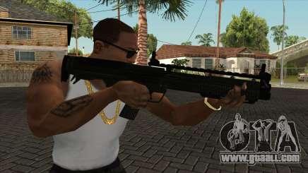 Kel-Tec KSG Shotgun for GTA San Andreas
