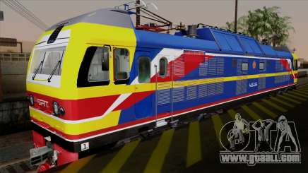 Hitachi 4516 Electric Locomotive (Thailand) for GTA San Andreas