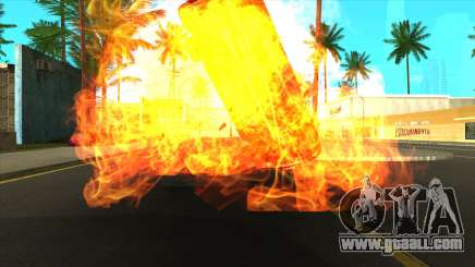 New Texture For The Original Effects for GTA San Andreas