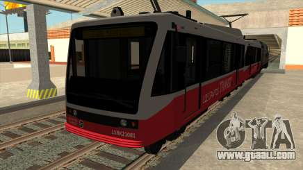 GTA V car Metro Train for GTA San Andreas