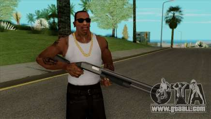 Сhromegun Default HQ for GTA San Andreas