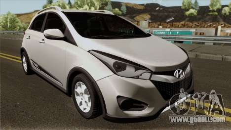Hyundai HB20X for GTA San Andreas