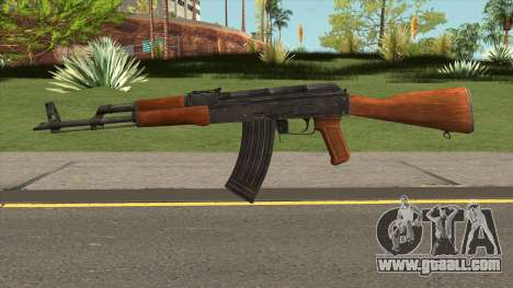 AKM Battlefield Hardline for GTA San Andreas