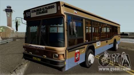 MAZ 103.065 for GTA San Andreas