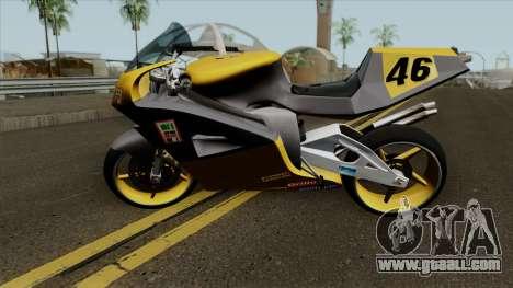 Insanity NRG-500 HD (2018) for GTA San Andreas