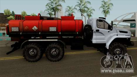 Ural Fuel Truck Next for GTA San Andreas