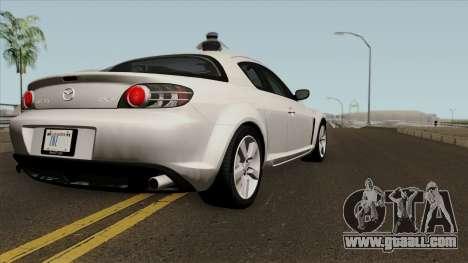 Mazda RX-8 2004 for GTA San Andreas