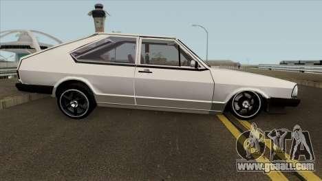 Volkswagen Passat TS 1991 for GTA San Andreas