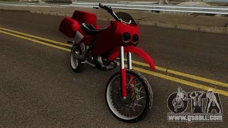 Journey Sanchez for GTA San Andreas