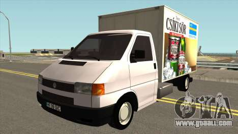 Volkswagen T4 Csiki Sor for GTA San Andreas