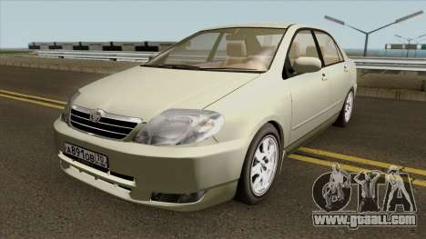 Toyota Corolla Sedan 2000 for GTA San Andreas