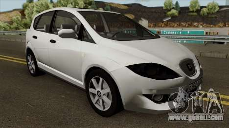 Seat Toledo 2006 1.9 Turbo-Diesel for GTA San Andreas