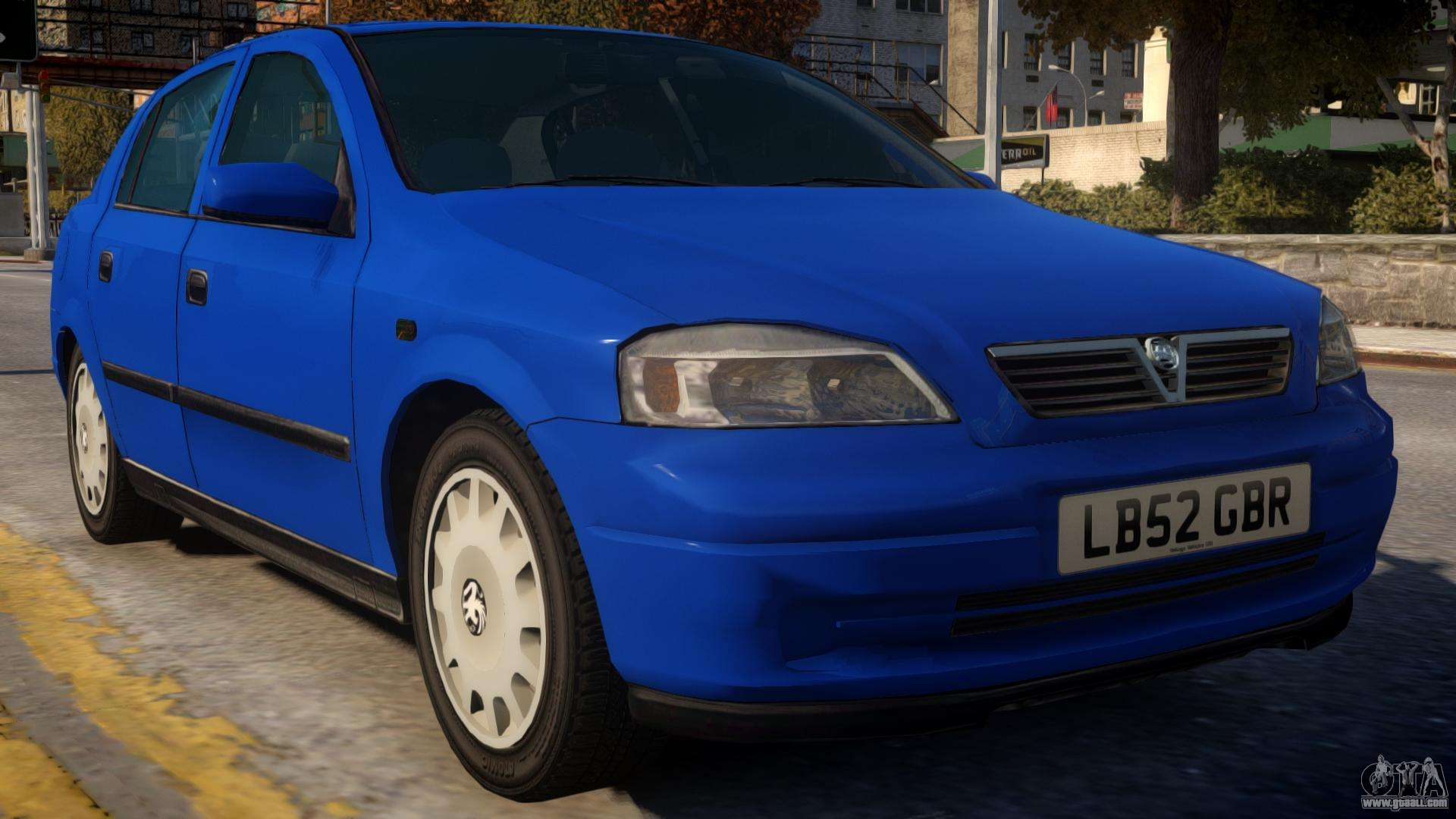vauxhall astra mk4 1998 for gta 4. Black Bedroom Furniture Sets. Home Design Ideas