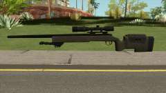 Modern Warfare Remastered M40A3 for GTA San Andreas