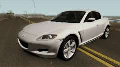 Mazda RX-8 2004 for GTA San Andreas