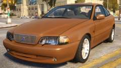 Volvo C70 1999 for GTA 4
