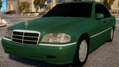 Mercedes-Benz C180 W202 for GTA 4