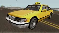 Echo Taxi Sa Style for GTA San Andreas
