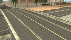 New Roads in Las Venturas for GTA San Andreas