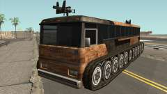 Panzer Bus for GTA San Andreas