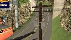 Electrica GTA V for GTA San Andreas
