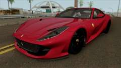 Ferrari 812 Superfast 2017 for GTA San Andreas