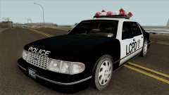 Police Car HD for GTA San Andreas