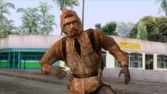 Freeman dressed as a Stalker for GTA San Andreas