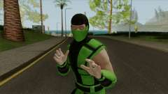 Mortal Kombat X Klassic Human Reptile for GTA San Andreas