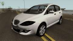 Seat Toledo 2006 1.9 Turbo-Diesel for GTA San Andreas