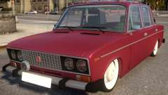 VAZ 2106 Resto (Beta) for GTA 4