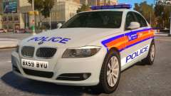 BMW M3 Series Saloon Area Car for GTA 4